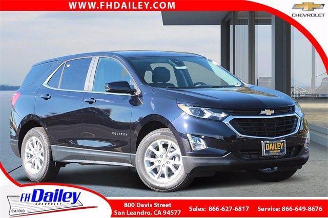 2021 Chevrolet Equinox Vehicle Photo in SAN LEANDRO, CA 94577-1512