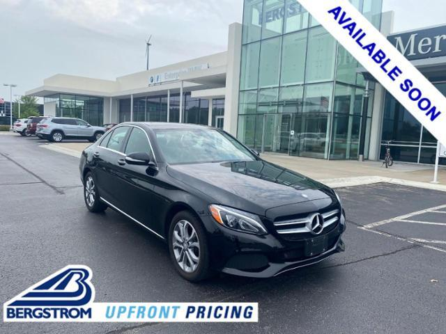 2015 Mercedes-Benz C-Class Vehicle Photo in Appleton, WI 54913