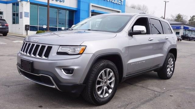 2014 Jeep Grand Cherokee Vehicle Photo in Milford, OH 45150