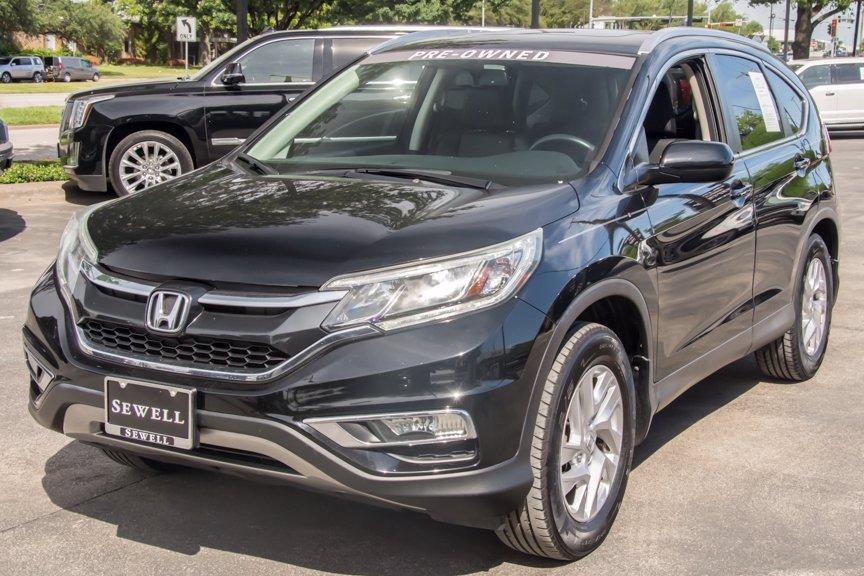 2015 Honda CR-V Vehicle Photo in Dallas, TX 75209