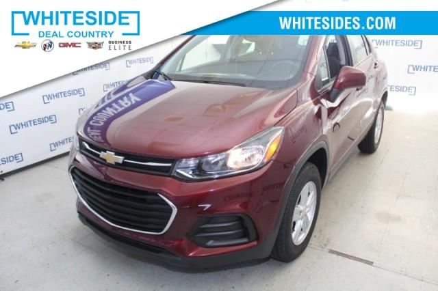 2017 Chevrolet Trax Vehicle Photo in St. Clairsville, OH 43950