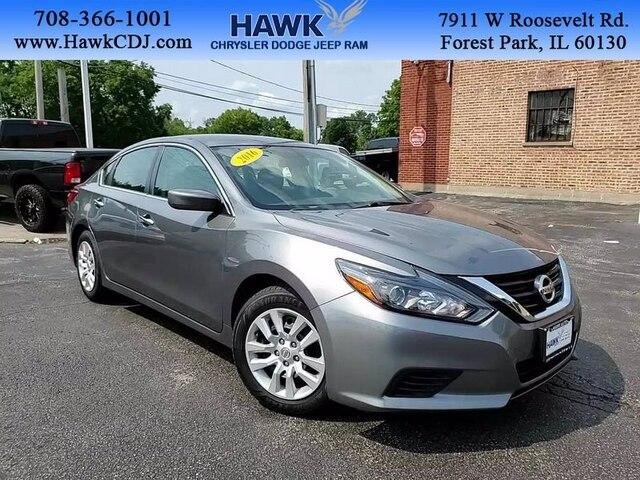 2016 Nissan Altima Vehicle Photo in Plainfield, IL 60586