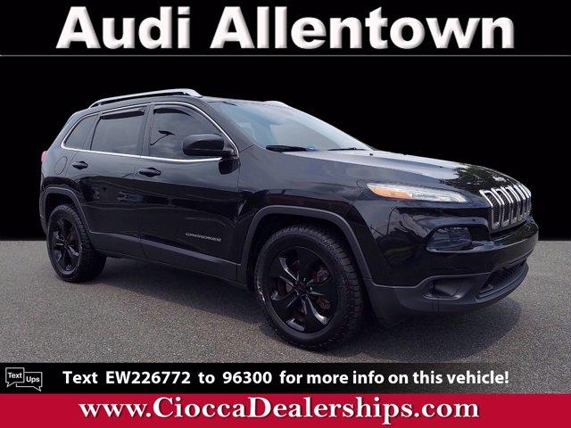 2014 Jeep Cherokee Vehicle Photo in Allentown, PA 18103