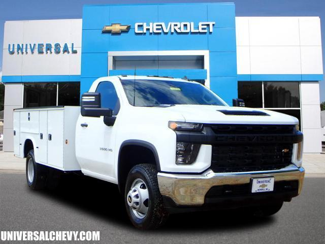 2021 Chevrolet Silverado 3500HD CC Vehicle Photo in Wendell, NC 27591