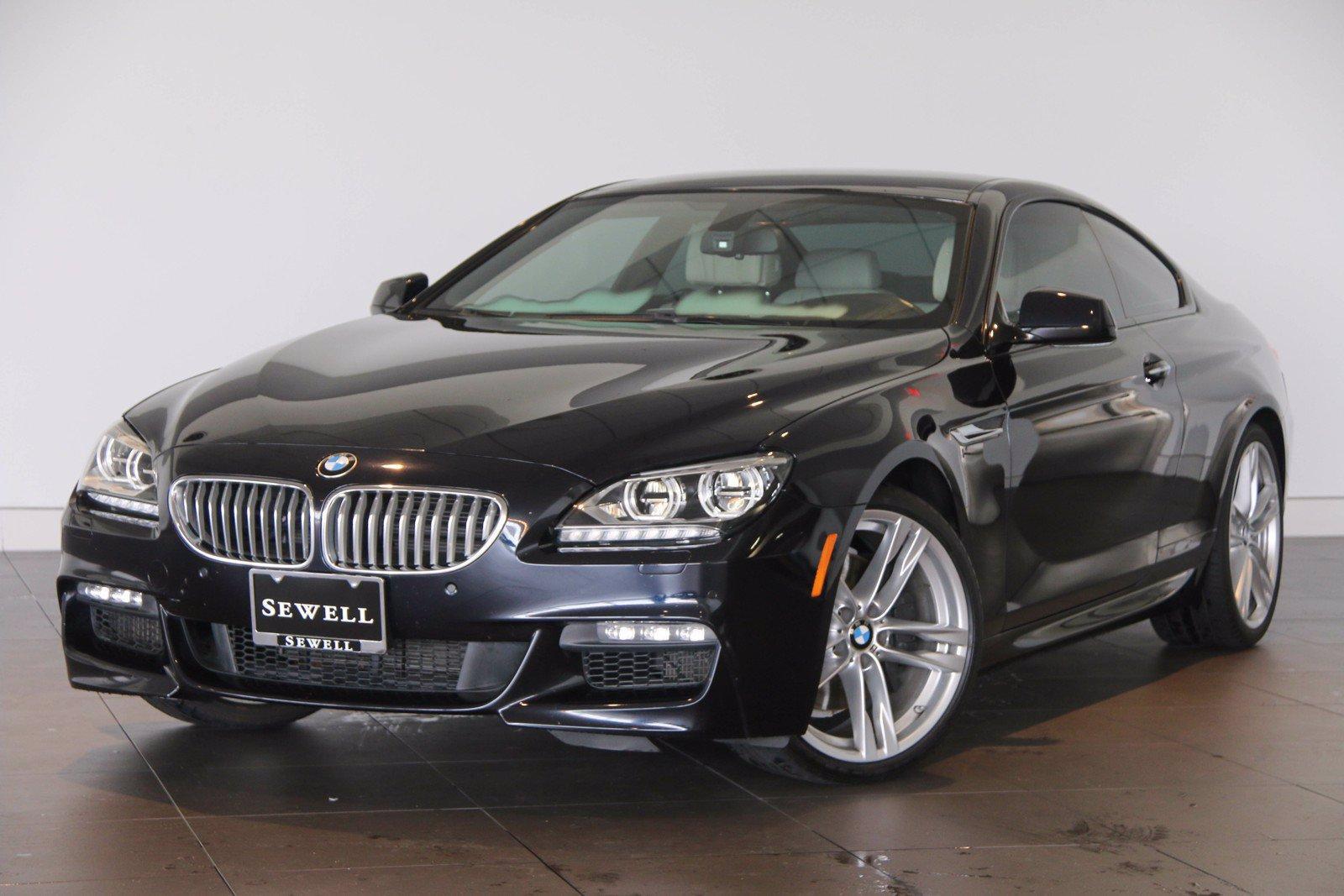 2013 BMW 650i Vehicle Photo in Sugar Land, TX 77478