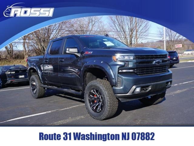 2021 Chevrolet Silverado 1500 Vehicle Photo in Washington, NJ 07882