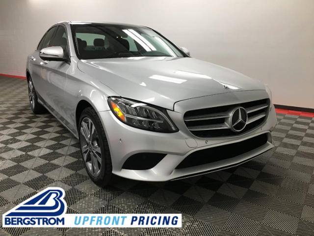 2021 Mercedes-Benz C-Class Vehicle Photo in Appleton, WI 54913