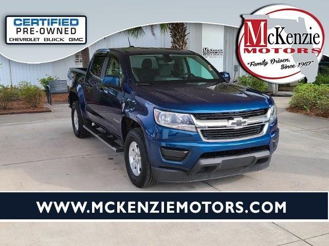 2019 Chevrolet Colorado Vehicle Photo in Milton, FL 32570