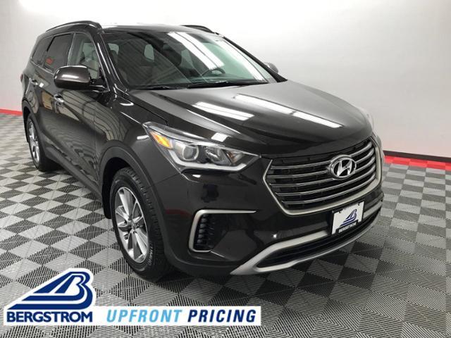 2018 Hyundai Santa Fe Vehicle Photo in Appleton, WI 54913