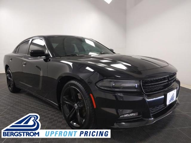 2017 Dodge Charger Vehicle Photo in APPLETON, WI 54914-4656