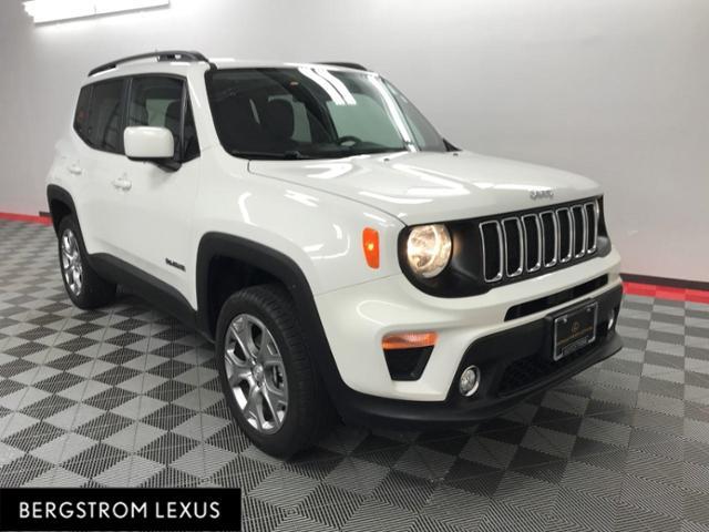 2019 Jeep Renegade Vehicle Photo in Appleton, WI 54913
