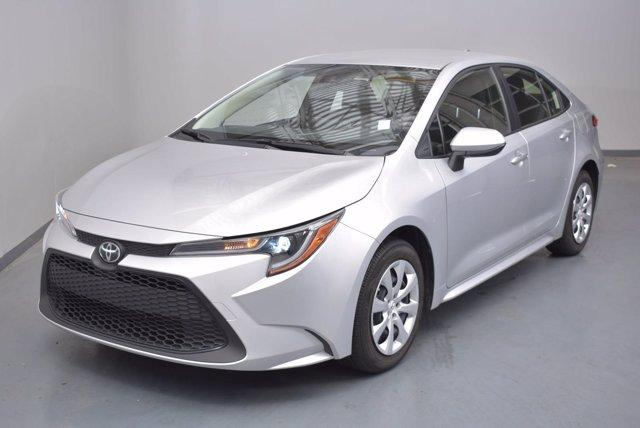 2021 Toyota Corolla Vehicle Photo in Cary, NC 27511