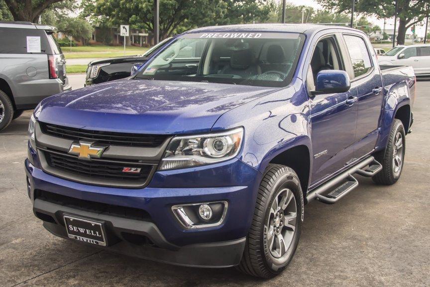 2017 Chevrolet Colorado Vehicle Photo in Dallas, TX 75209