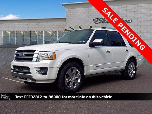 2015 Ford Expedition Vehicle Photo in Trevose, PA 19053-4984