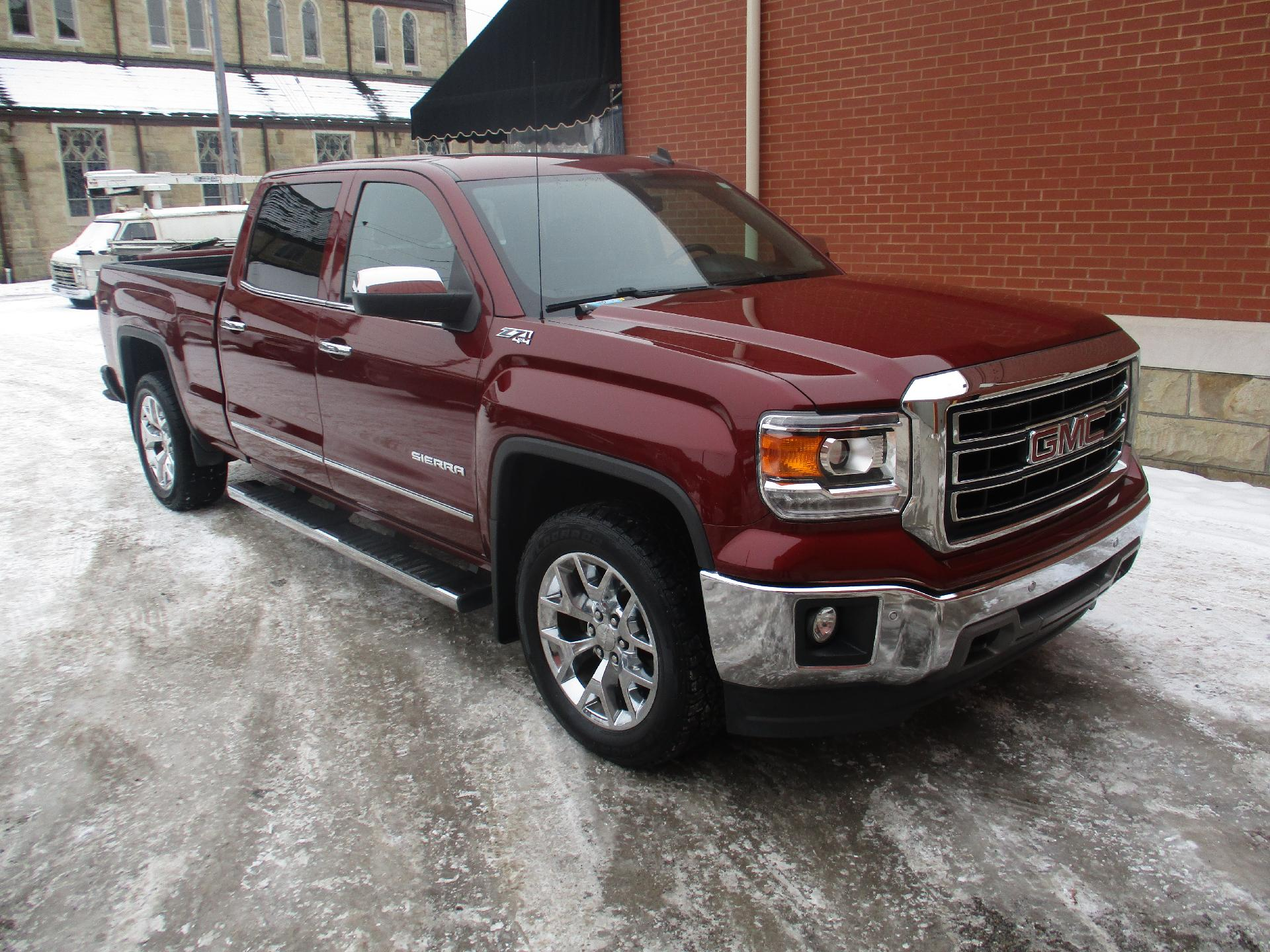 2014 GMC Sierra 1500 Vehicle Photo in Kittanning, PA 16201