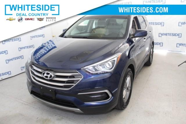 2018 Hyundai Santa Fe Sport Vehicle Photo in St. Clairsville, OH 43950