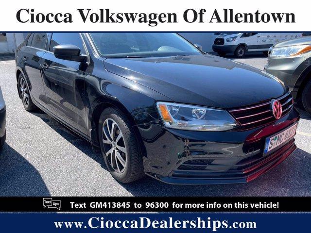 2016 Volkswagen Jetta Sedan Vehicle Photo in Allentown, PA 18103
