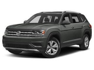 2018 Volkswagen Atlas Vehicle Photo in Marion, IA 52302