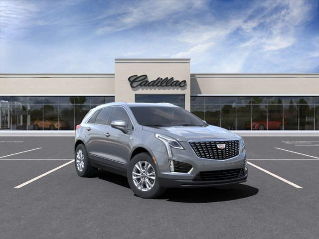 2021 Cadillac XT5 Vehicle Photo in Medina, OH 44256