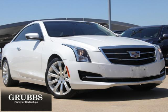 2015 Cadillac ATS Coupe Vehicle Photo in Grapevine, TX 76051