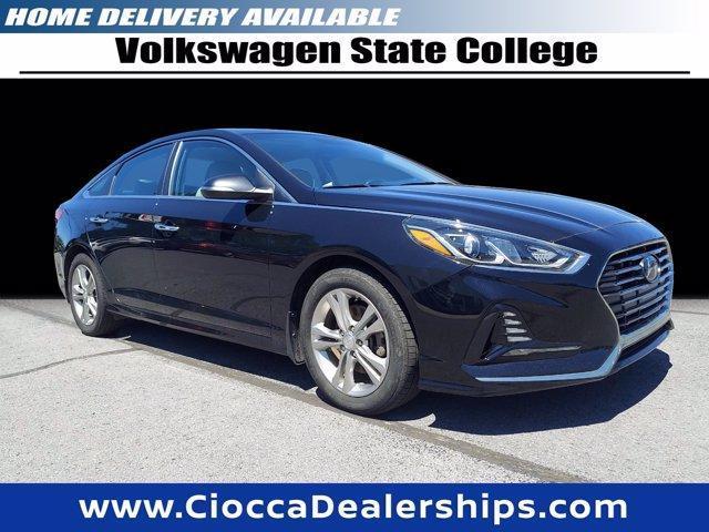 2018 Hyundai Sonata Vehicle Photo in State College, PA 16801