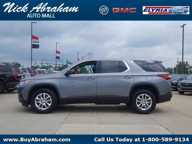 2019 Chevrolet Traverse Vehicle Photo in ELYRIA, OH 44035-6349