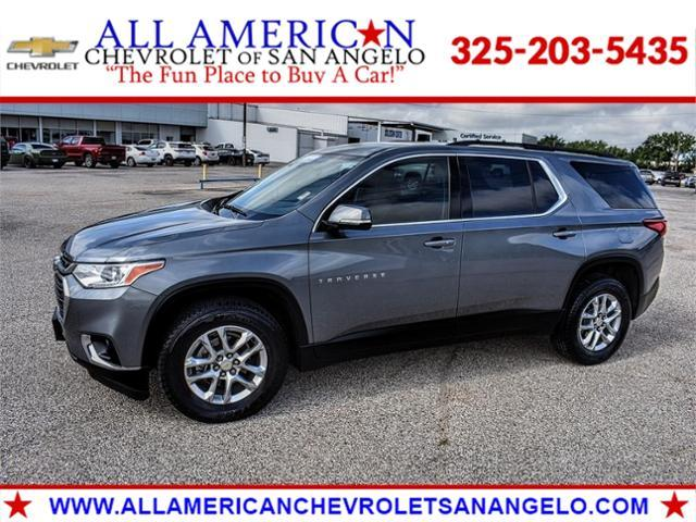 2020 Chevrolet Traverse Vehicle Photo in SAN ANGELO, TX 76903-5798