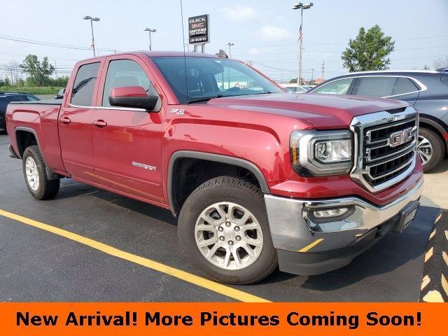 2018 GMC Sierra 1500 Vehicle Photo in DEPEW, NY 14043-2608