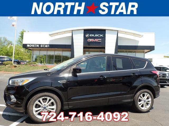 2017 Ford Escape Vehicle Photo in Zelienople, PA 16063