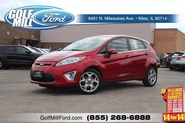 2012 Ford Fiesta Vehicle Photo in Plainfield, IL 60586