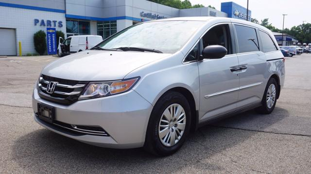 2015 Honda Odyssey Vehicle Photo in MILFORD, OH 45150-1684