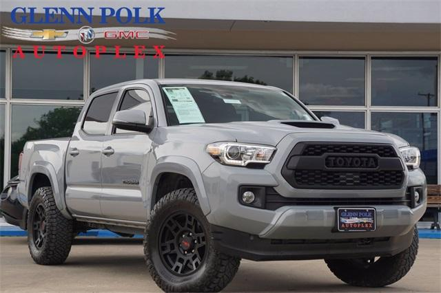 2018 Toyota Tacoma Vehicle Photo in Gainesville, TX 76240