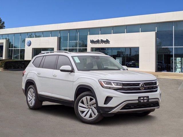 2021 Volkswagen Atlas Vehicle Photo in San Antonio, TX 78257
