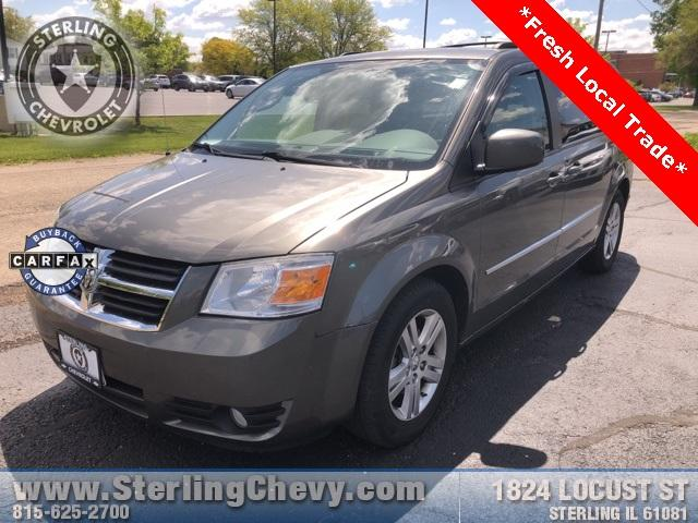 2010 Dodge Grand Caravan Vehicle Photo in Sterling, IL 61081
