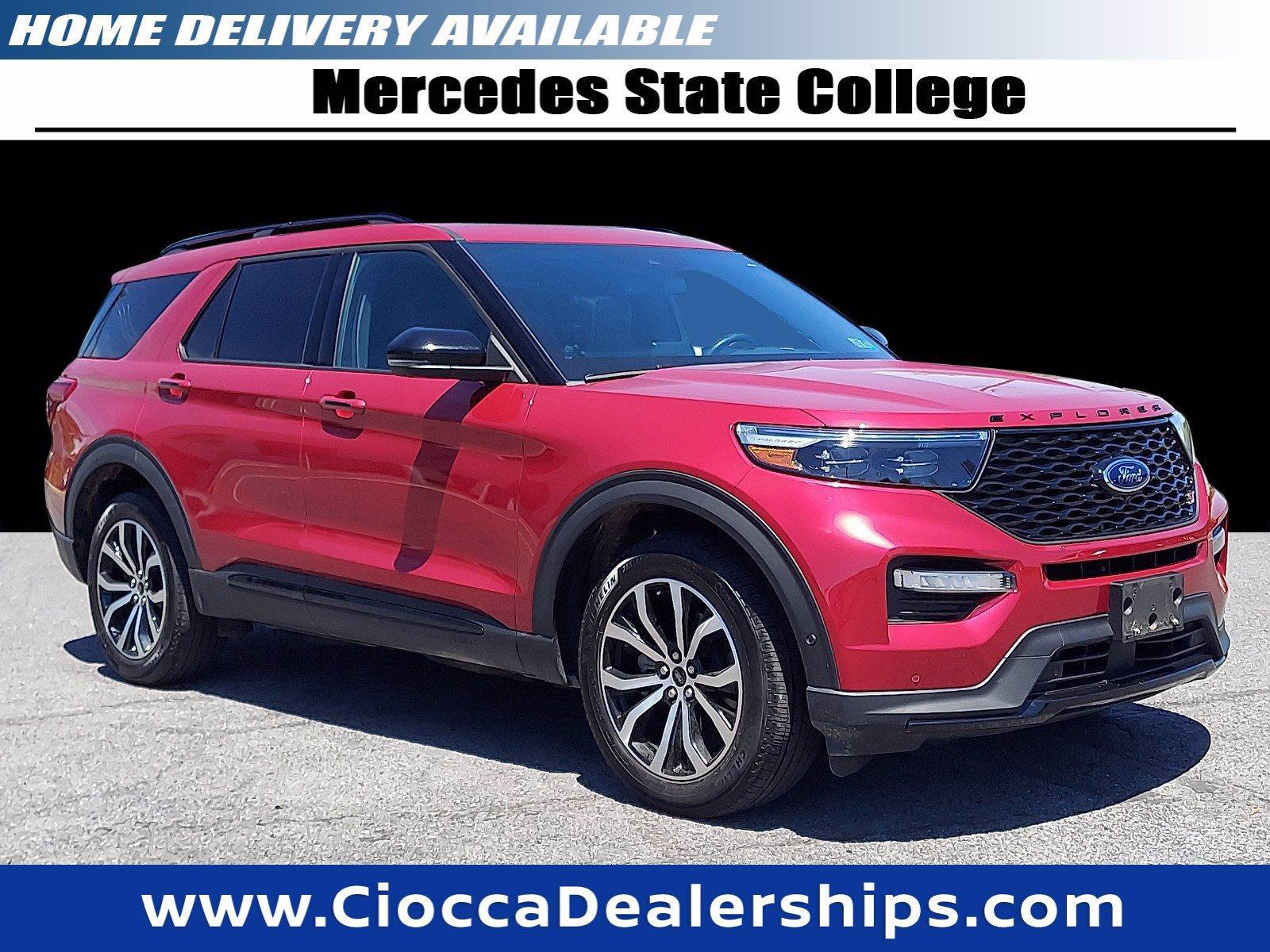 2020 Ford Explorer Vehicle Photo in State College, PA 16801