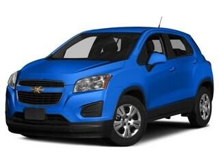 2015 Chevrolet Trax Vehicle Photo in Dubuque, IA 52001
