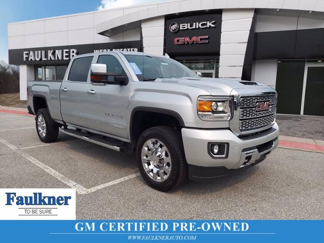 2018 GMC Sierra 2500HD Vehicle Photo in WEST CHESTER, PA 19382-4976