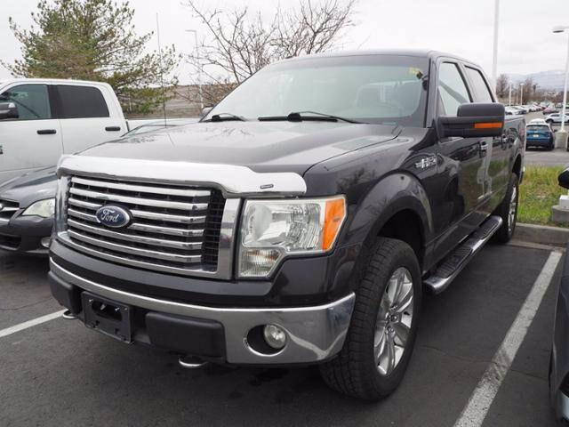 2010 Ford F-150 Vehicle Photo in American Fork, UT 84003