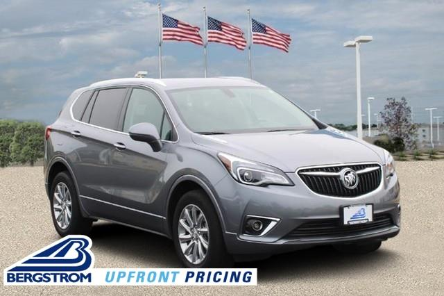 2019 Buick Envision Vehicle Photo in MIDDLETON, WI 53562-1492