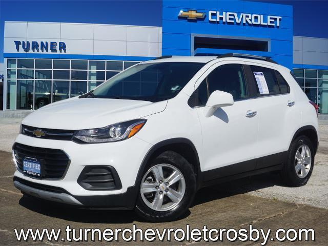 2018 Chevrolet Trax Vehicle Photo in CROSBY, TX 77532-9157