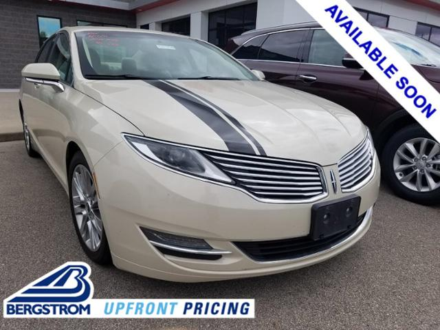 2014 LINCOLN MKZ Vehicle Photo in Appleton, WI 54914