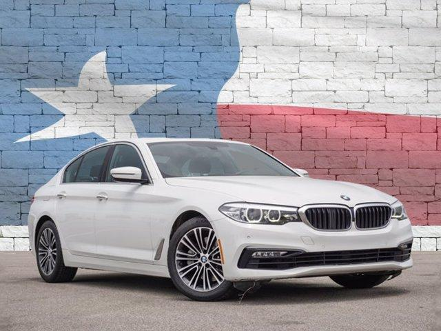 2017 BMW 530i Vehicle Photo in TEMPLE, TX 76504-3447