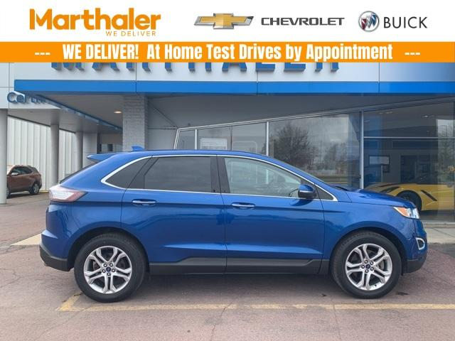 2018 Ford Edge Vehicle Photo in Redwood Falls, MN 56283