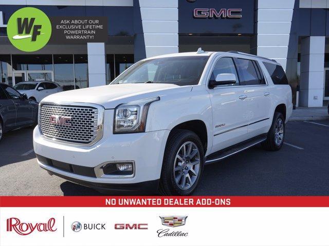 2017 GMC Yukon XL Vehicle Photo in Tucson, AZ 85705