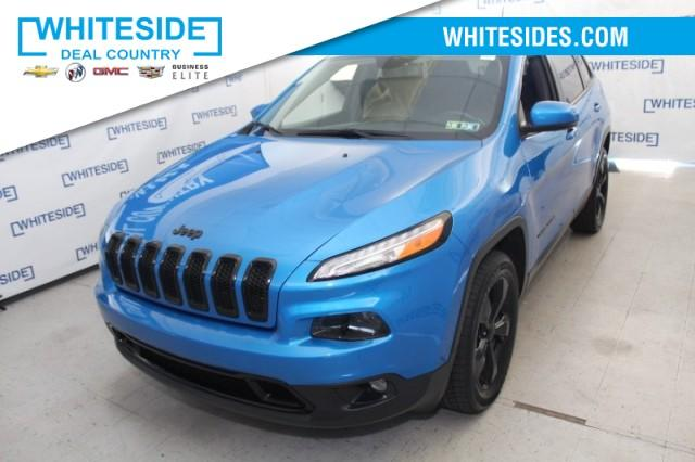 2018 Jeep Cherokee Vehicle Photo in St. Clairsville, OH 43950