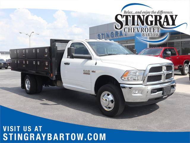2018 Ram 3500 Chassis Cab Vehicle Photo in Bartow, FL 33830