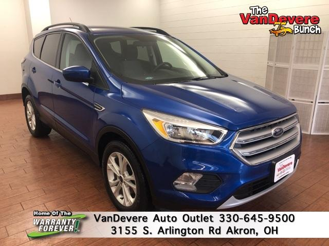 2018 Ford Escape Vehicle Photo in Akron, OH 44312