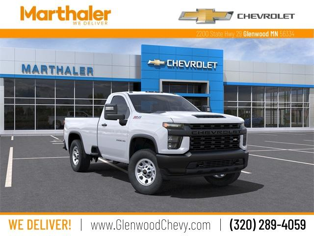 2021 Chevrolet Silverado 3500HD Vehicle Photo in Glenwood, MN 56334
