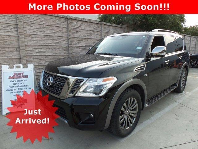 2018 Nissan Armada Vehicle Photo in San Antonio, TX 78209