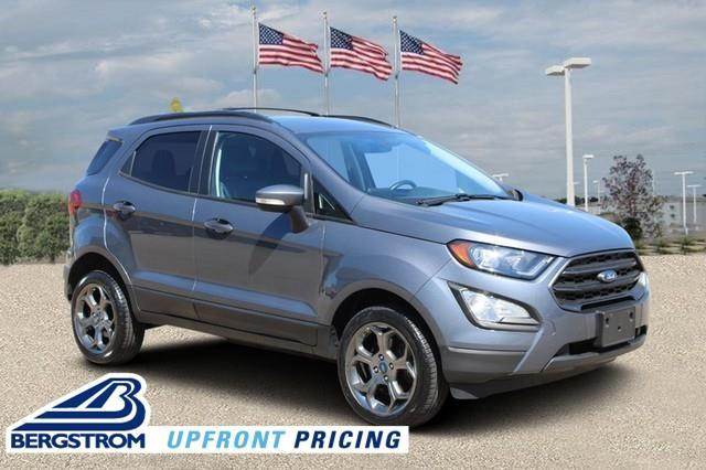 2018 Ford EcoSport Vehicle Photo in Madison, WI 53713